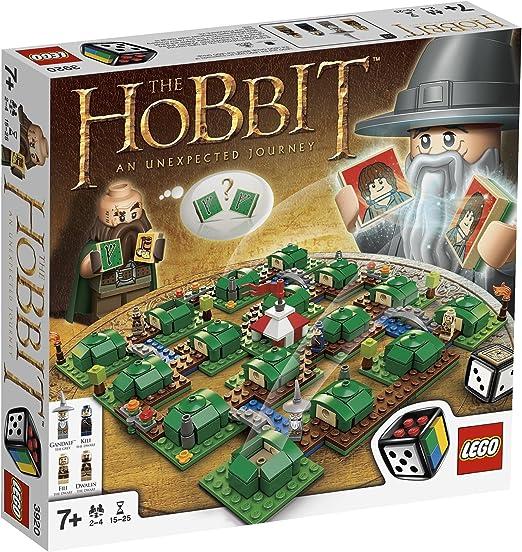 LEGO El Señor de los Anillos - Juegos de Mesa 3920 - The Hobbit ...