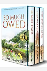 Jean Grainger Box Set: So Much Owed, Shadow of a Century, Under Heaven's Shining Stars Kindle Edition