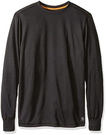 a10cf21ac25 Carhartt Men s Big   Tall Base Force Extremes Cold Weather Crewneck  Sweatshirt