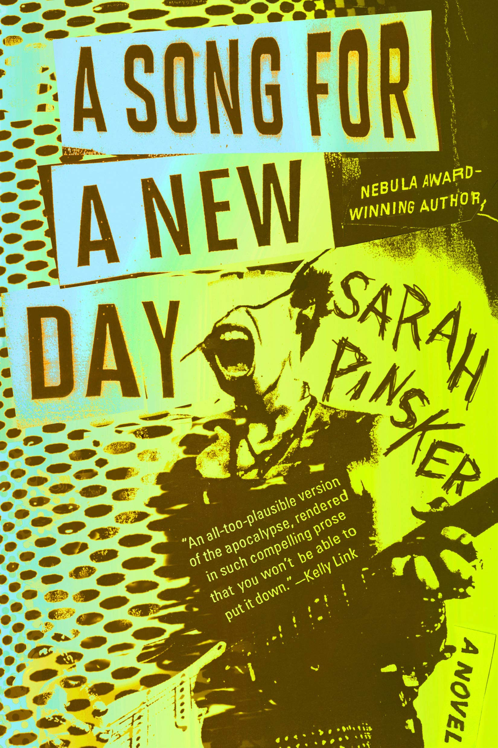 A Song for a New Day: Pinsker, Sarah: 9781984802583: Amazon.com: Books