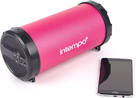 how to connect intempo bluetooth speaker