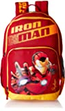 Skybags SB Marvel 27 Ltrs Red School Backpack (SBMACIN2RED)