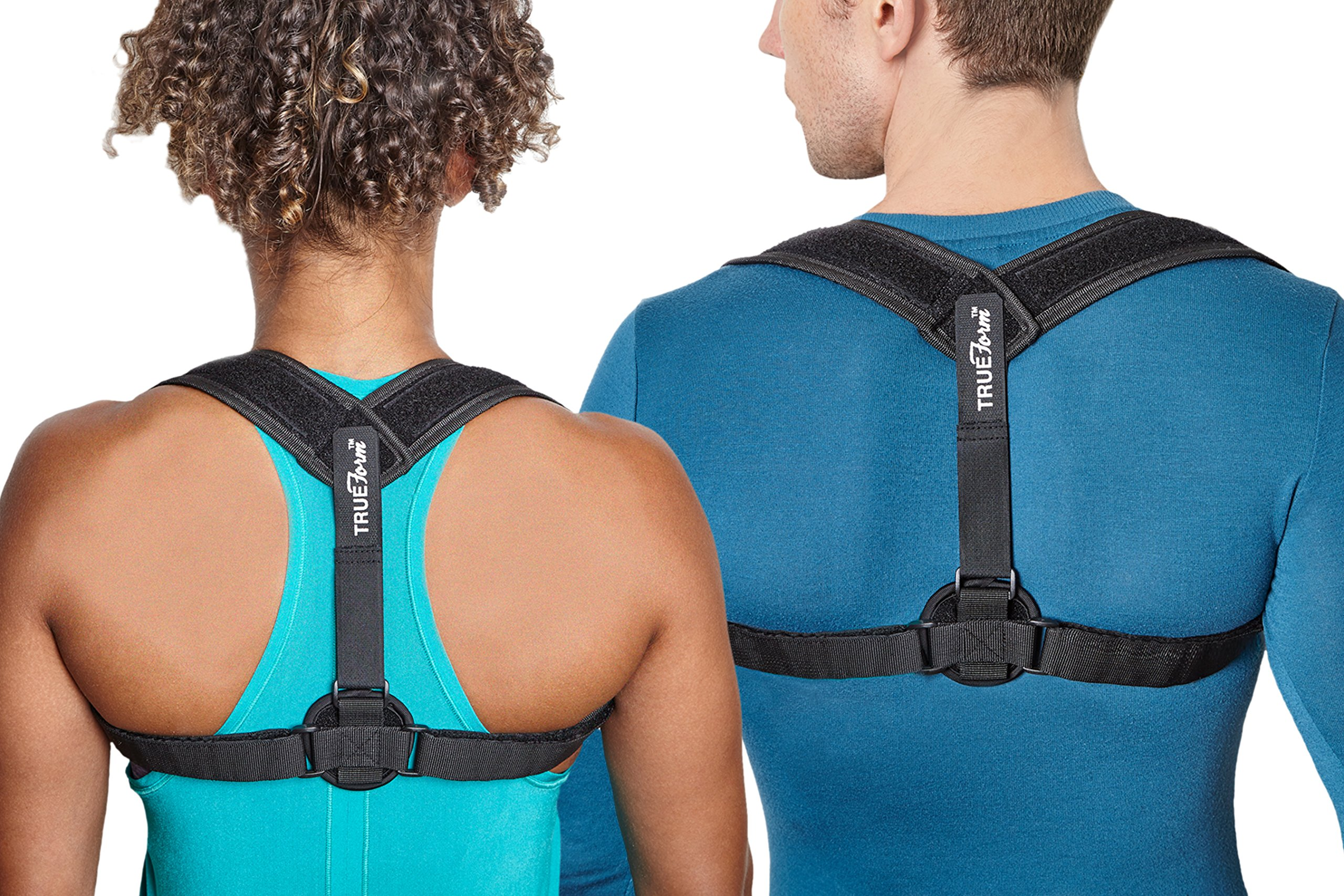 Posture Corrector Brace for Women & Men - Adjustable Clavicle Support Brace to Improve Posture and Relieve Upper Back Pain - Improve Posture and Retrain Muscles for Correct and Confident Posture