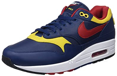 cac4ac13bb coupon for nike mens air max 1 premium gymnastics shoes blue navy 0d616  70412