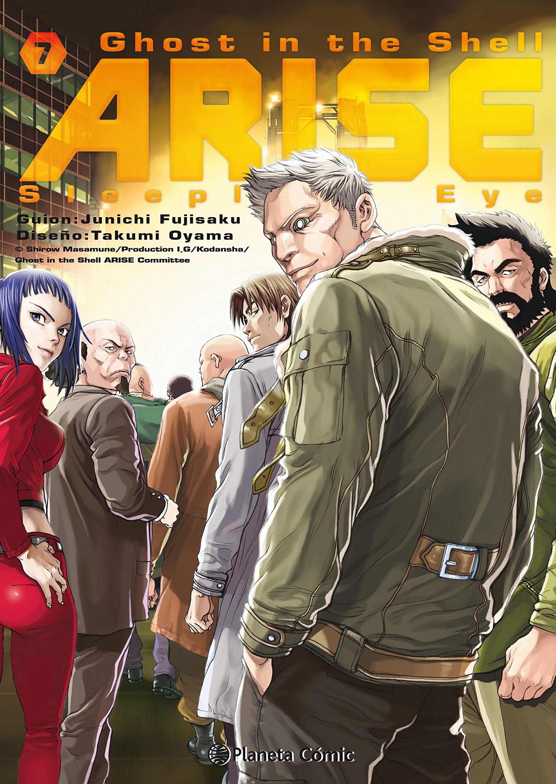 Ghost in the Shell Arise nº 07/07 (Manga Seinen): Amazon.es: Oyama, Takumi, Daruma: Libros