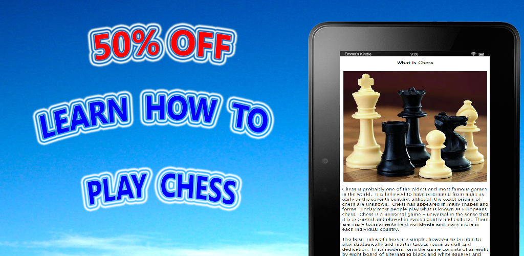 Learn play chess like pro