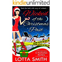 Wicked of the Christmas Past (Paranormal in Manhattan Mystery: A Cozy Mystery on Kindle Unlimited Book 4) (English Edition)