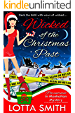 Wicked of the Christmas Past (Paranormal in Manhattan Mystery Book 4)