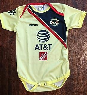 e02f05de30f Amazon.com  ESF Club America Baby Bodysuit Mameluco Jumpsuit ...