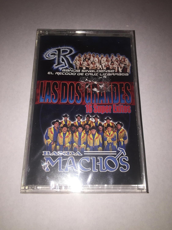 Banda Recodo, Banda Machos - Dos Grandes - Amazon.com Music