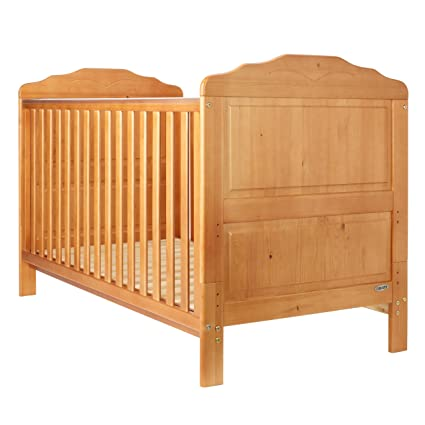 timeless design b0e14 e59c1 Obaby Beverley Cot Bed (Country Pine)