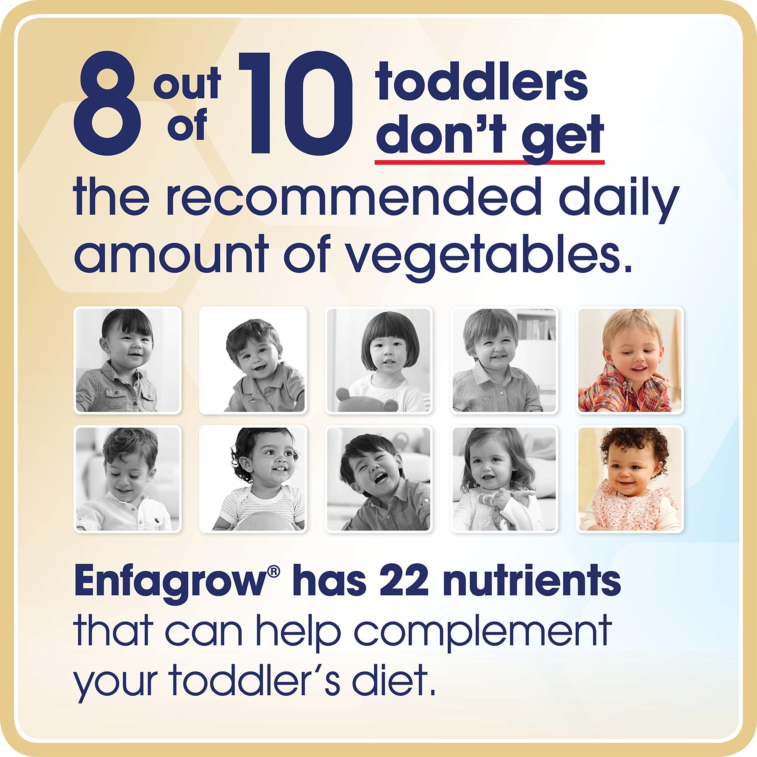 Enfagrow PREMIUM Toddler Next Step, Vanilla Flavor - Ready to Use Liquid, 8 fl oz, (24 count) by Enfagrow Next Step (Image #7)