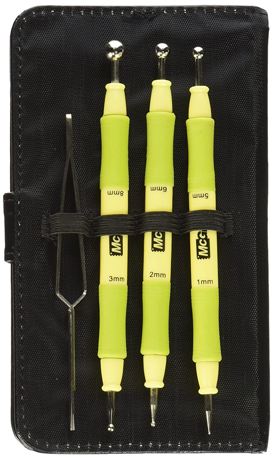 Mcgill 65800 Paper Blossom Tool Kit, Ball Tools, 4 Pack