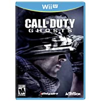 CALL OF DUTY: GHOSTS - WII U