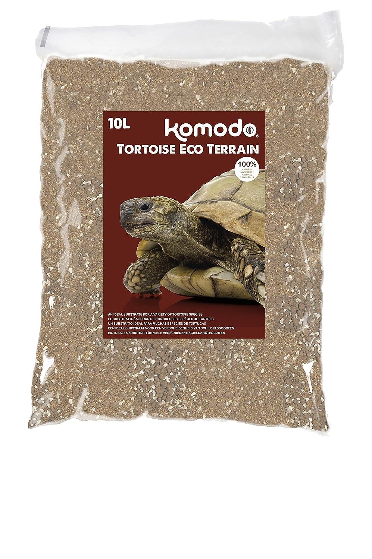 Komodo Tortoise Eco Terrain, 10 Litre 83020