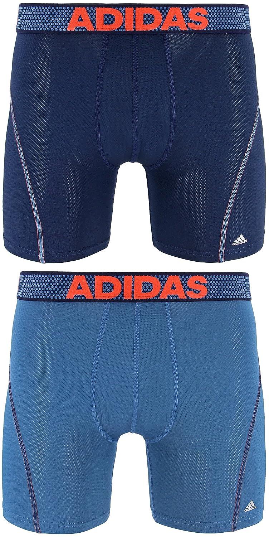 adidas Men's Sport Performance ClimaCool Boxer Underwear (2 or 4 pack) Agron Underwear