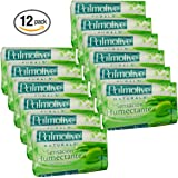 Palmolive Naturals Moisture Care with Aloe & Olive Extracts Bar Soap 160 g , 12 Bars Total