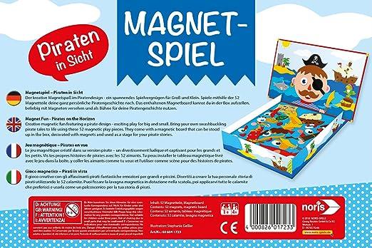 Sonstige Spielzeug-Artikel Magnetspiel Prinzessin und Einhorn Noris Spiel Deutsch 2018
