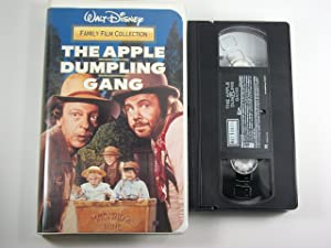 The Apple Dumpling Gang [VHS]