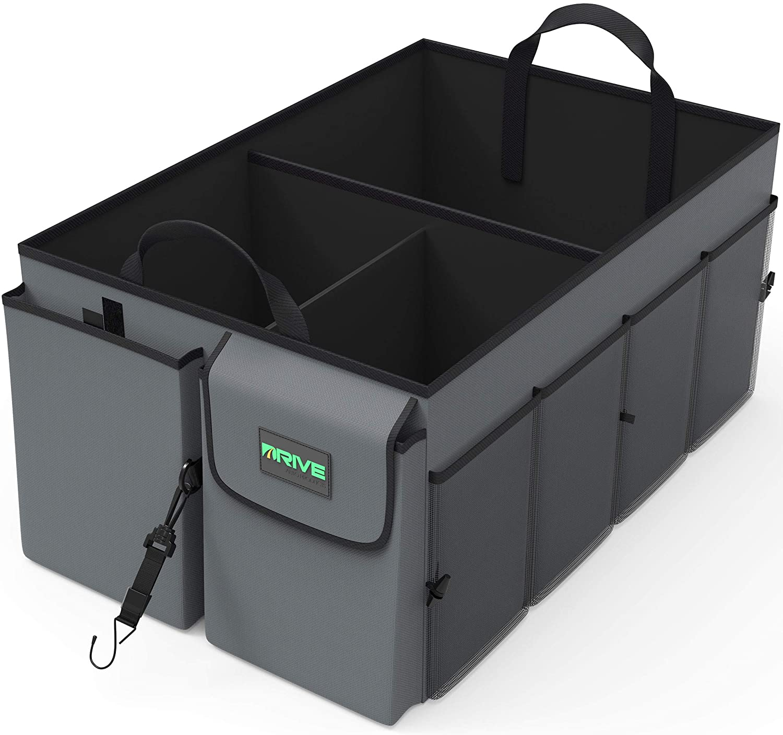 DRIVEAUTOPRODUCTS Car Trunk Storage Organizer - photo