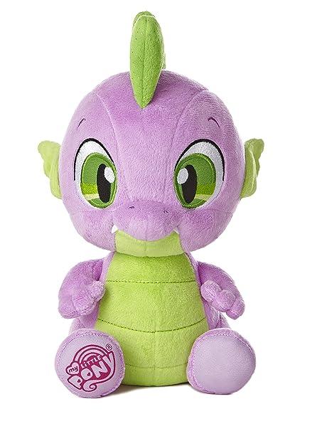 Amazon.es: Aurora World Spike My Little Pony - Peluche de dragón (25, 4 cm): Juguetes y juegos