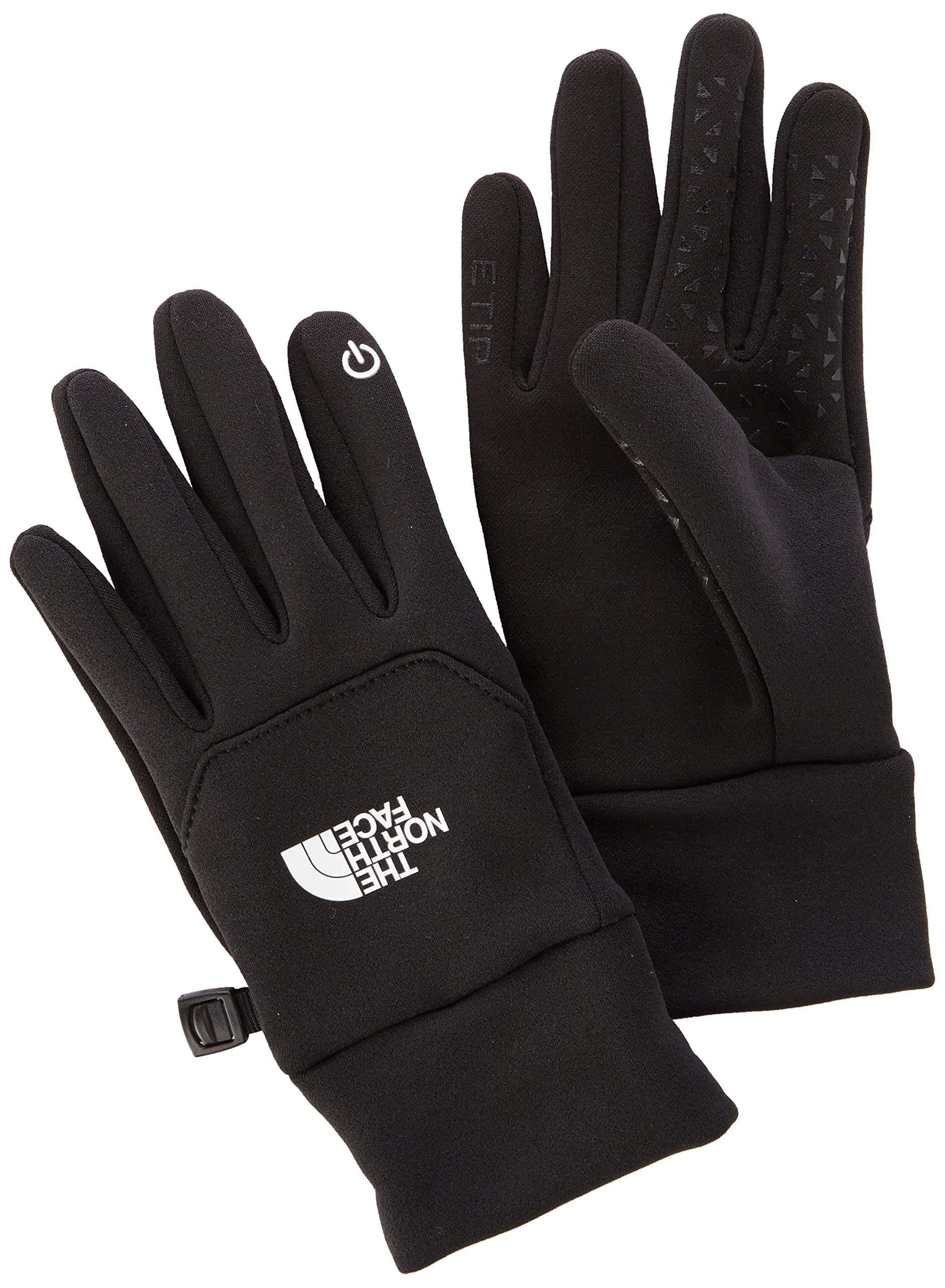 The North Face Women's Women's Etip Glove TNF Black LG