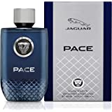 Jaguar Pace Eau de Toilette Spray for Men, 3.4...
