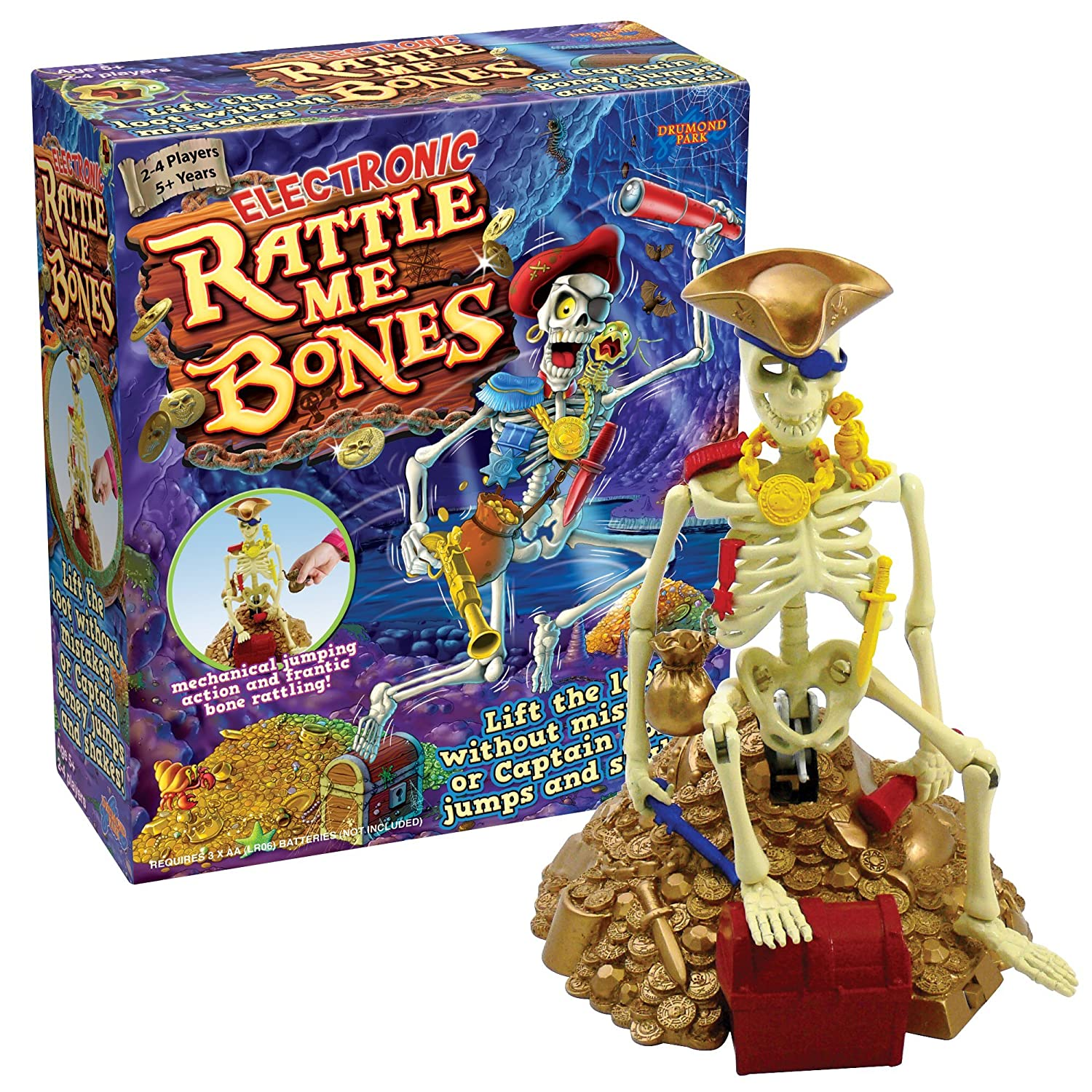 25bb4731276 DP Rattle Me Bones Action and Reflex Game