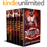 Many Lives Complete Series Box Set: Shifters Vampires Paranormal Romance