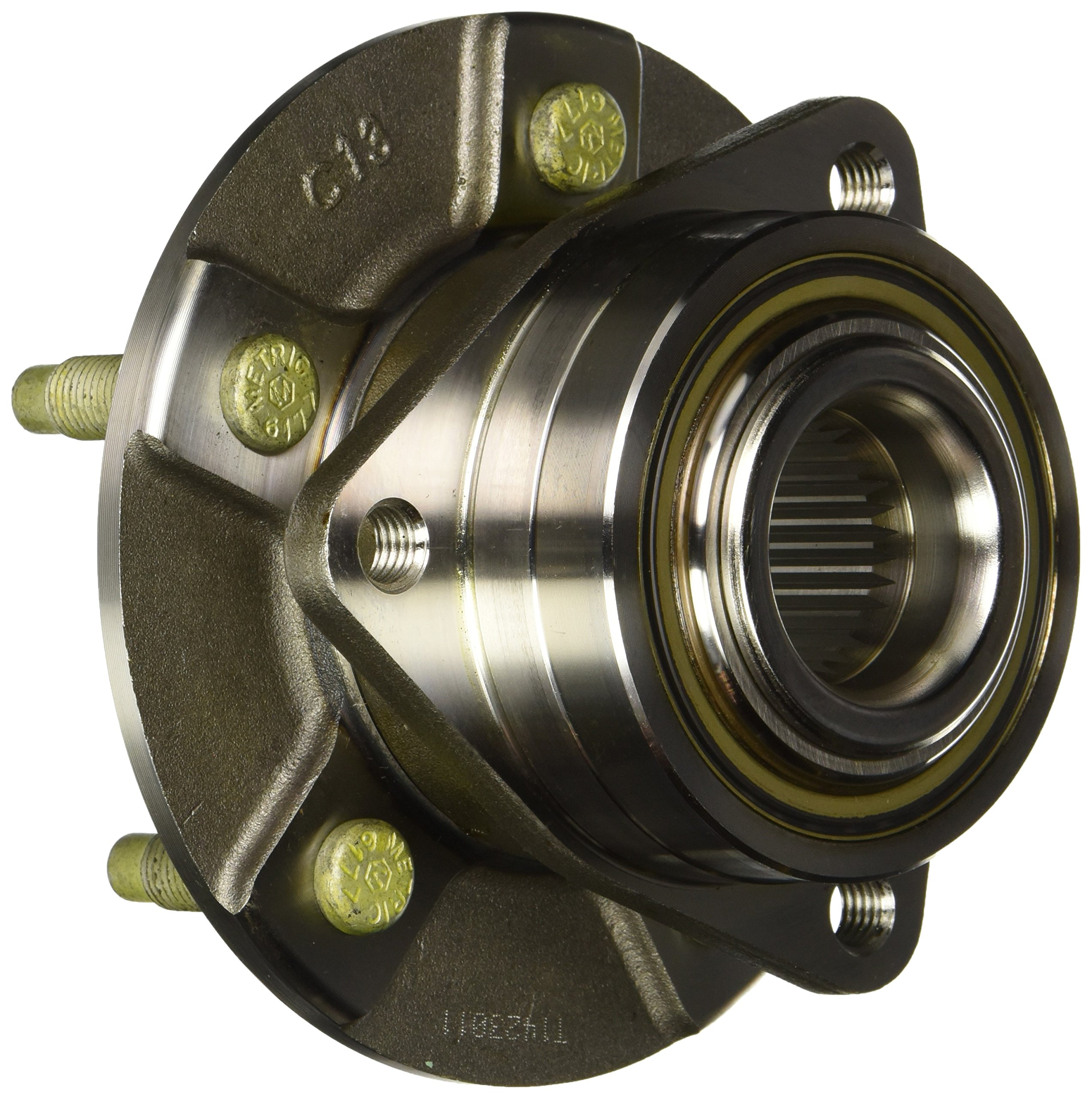 Timken 513190 Axle Bearing and Hub Assembly by Timken