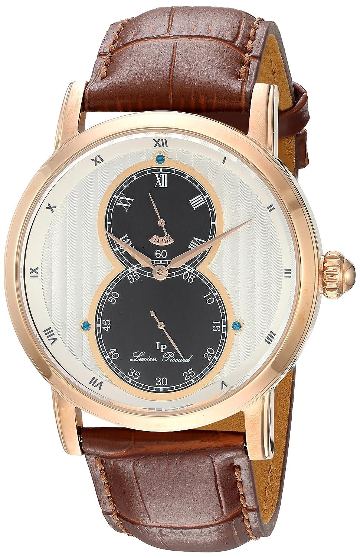 Lucien Piccard Herren-Armbanduhr LP-40044-RG-02S