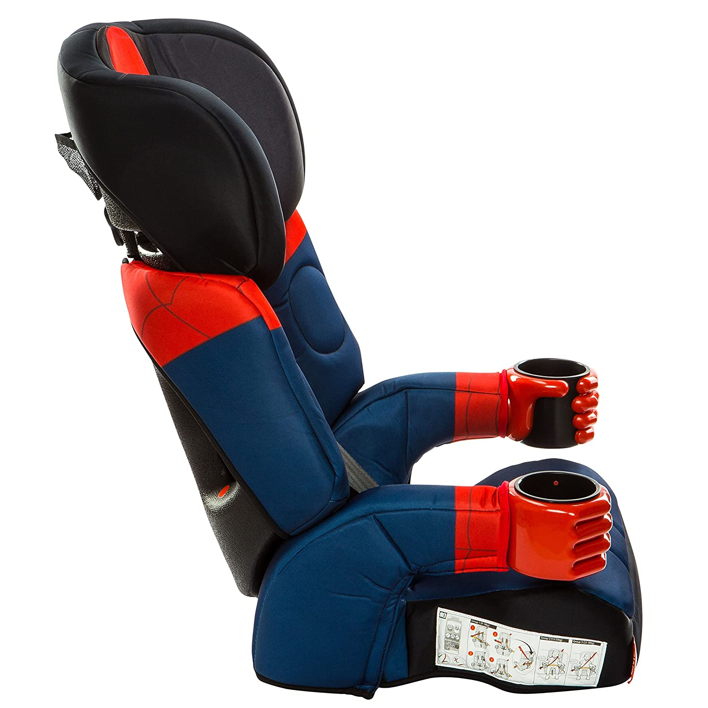Kids Embrace Group 123 Car Seat Marvel Ultimate Spider Man Amazon