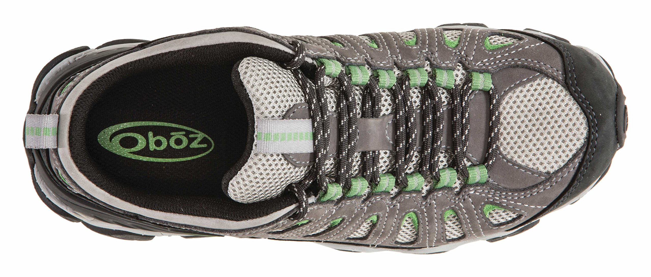 Oboz Women's Sawtooth Low Hiking Shoe,Clover,7 M US by Oboz (Image #4)