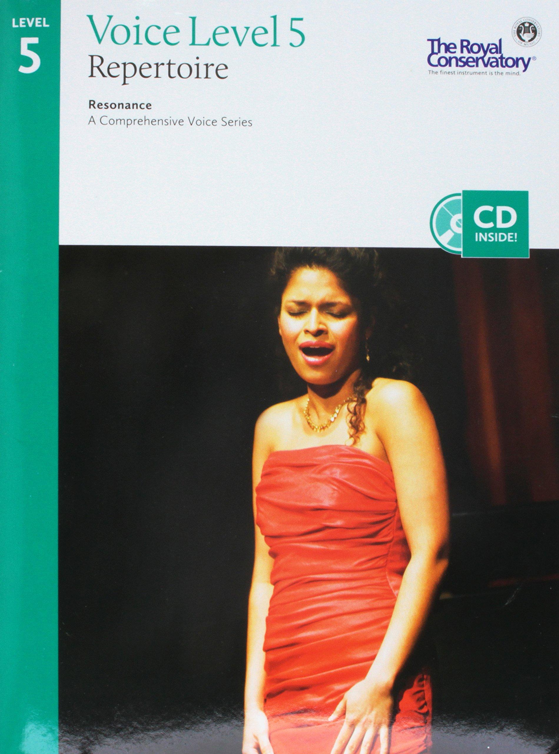 RSR05 - Resonance: Voice Repertoire 5 pdf epub