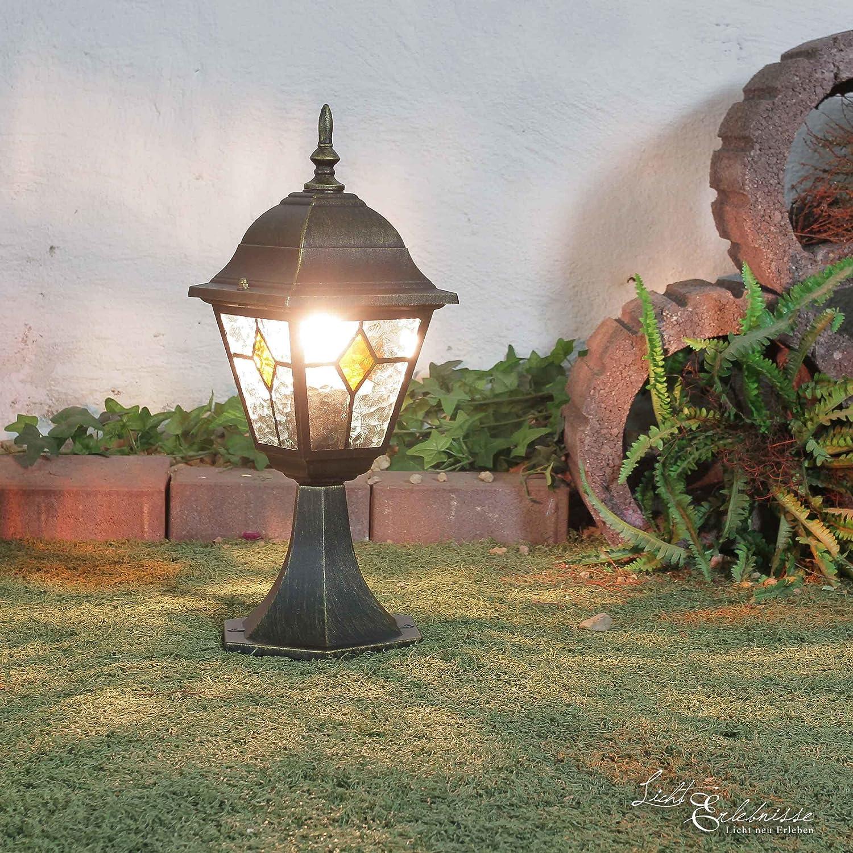 eclairage jardin public