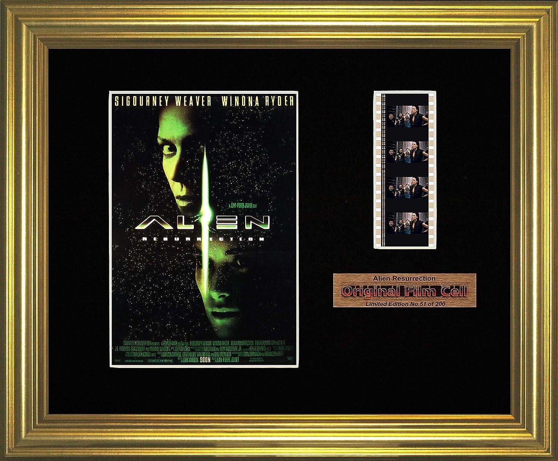 Alien resurrección - foto enmarcada (g): Amazon.es: Hogar