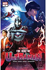 The Rise Of Ultraman (2020-) #2 (of 5) Kindle Edition