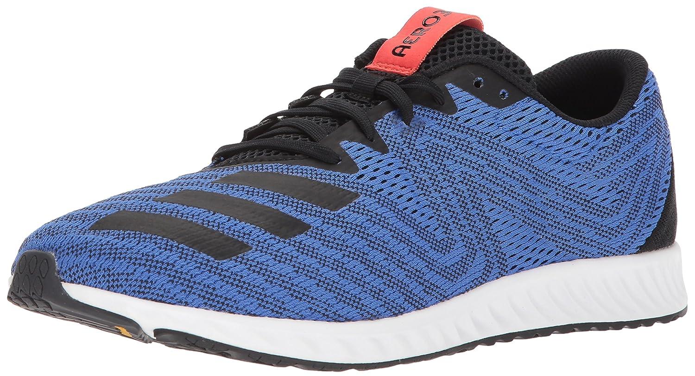 adidas Men's Aerobounce Pr M Running Shoe B072FHKW3C 4.5 D(M) US|Hi-res Blue/Core Black/Hi-res Red