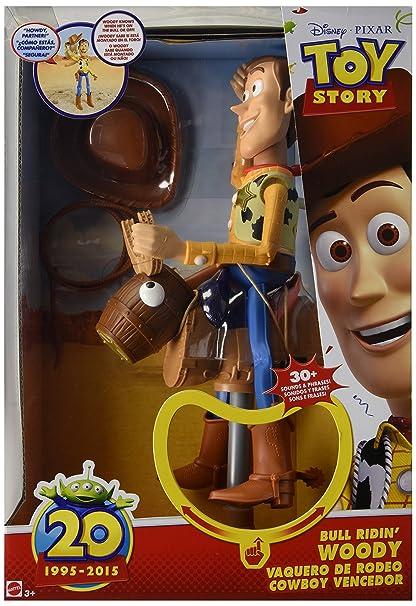 d7e1dc292f33f Disney Toy Story Woody Vaquero de Rodeo  Amazon.com.mx  Juegos y ...