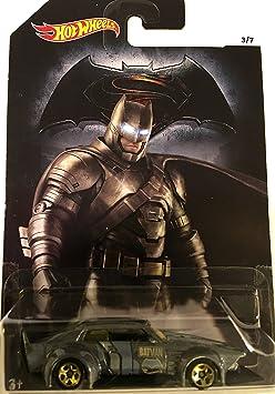 Disney Traditions Batman vs Superman Hot Wheels Mad Manga Dc Comics Exclusive Collectible