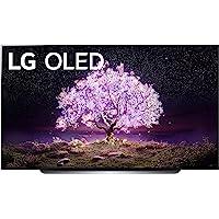 "LG OLED83C1PUA Alexa Built-in C1 Series 83"" 4K Smart OLED TV (2021)"
