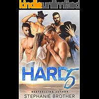 HARD 5: A COWBOY REVERSE HAREM ROMANCE (MULTIPLE LOVE Book 3)