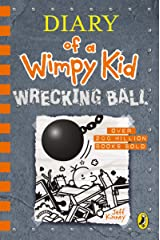 Diary of a Wimpy Kid: Wrecking Ball (Book 14) (Diary of a Wimpy Kid 14) Kindle Edition