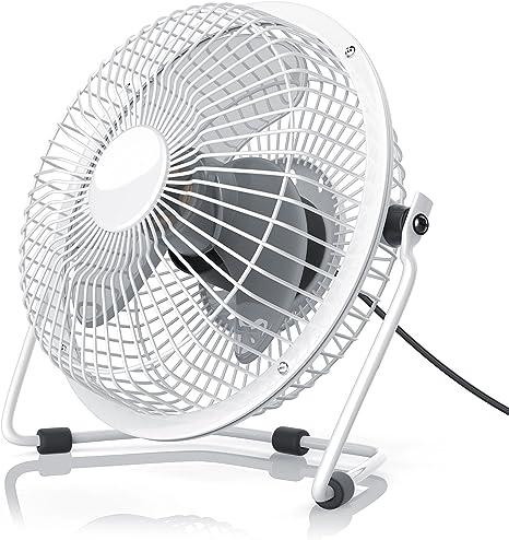 CSL - USB Ventilador Fan - Ventilador de Mesa: Amazon.es: Electrónica