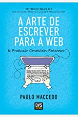 A Arte de Escrever para a Web eBook Kindle