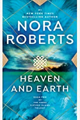 Heaven and Earth (Three Sisters Island Book 2) Kindle Edition