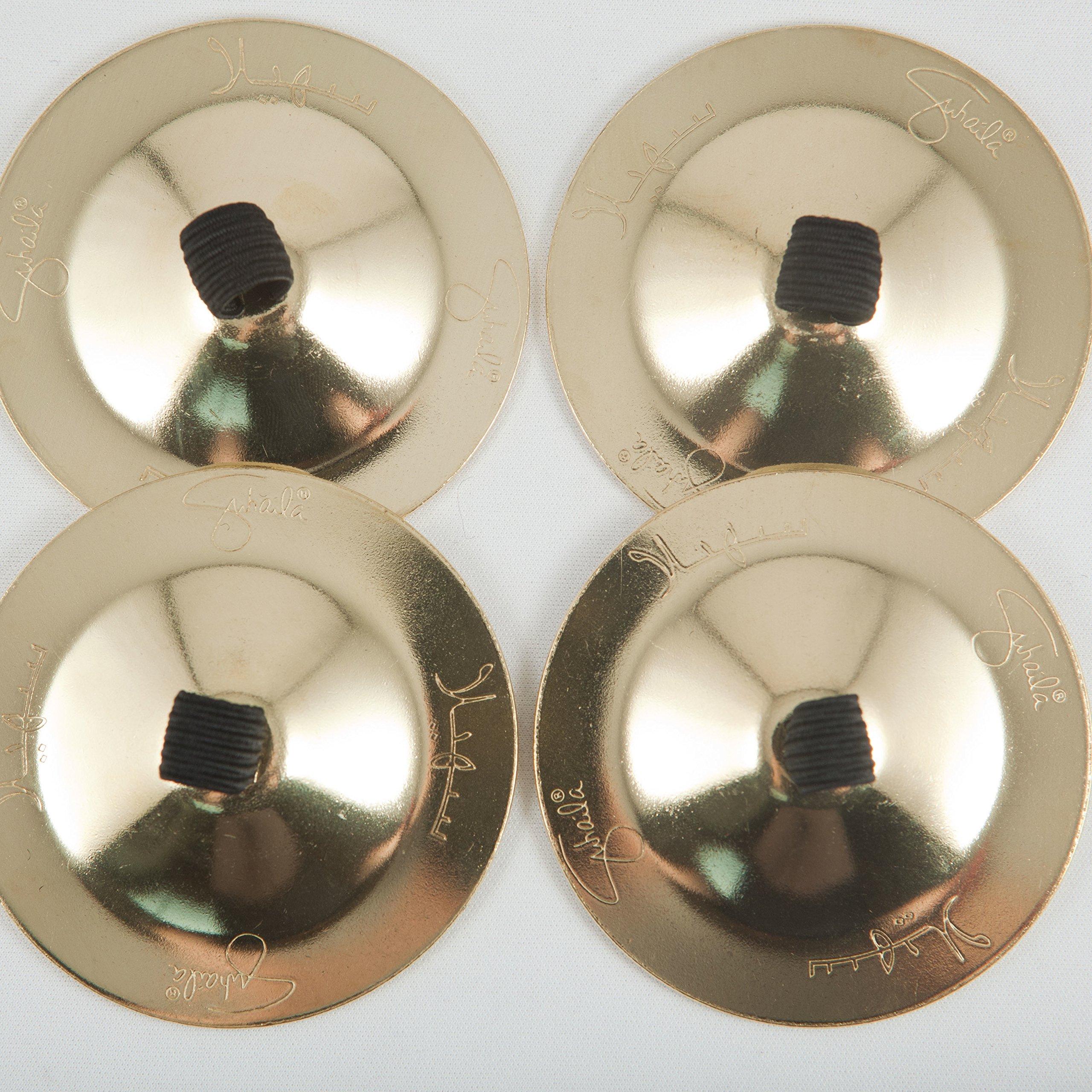 Suhaila Signature Finger Cymbals by Suhaila International
