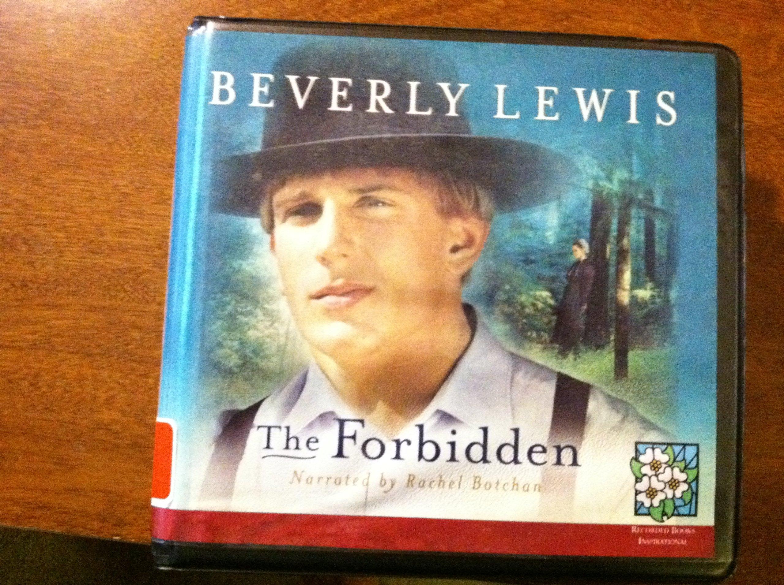 The Forbidden, 10 Cds [Library Edition]: Beverly Lewis, Rachel Botchan:  9781436135177: Amazon.com: Books