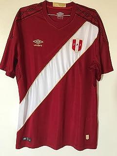 2018 Peru Away National Team soccer jersey