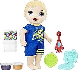 Baby Alive Muñeca Bebé Comiditas Divertidas, Muñeco Rubio